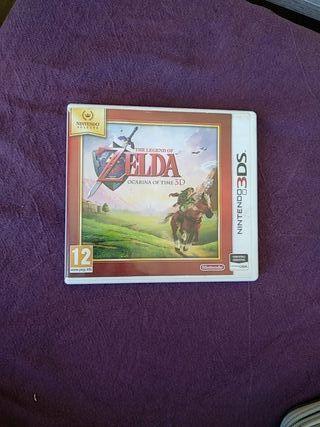 juego Nintendo 3DS ZELDA