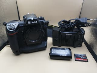 Camara Nikon D2xs