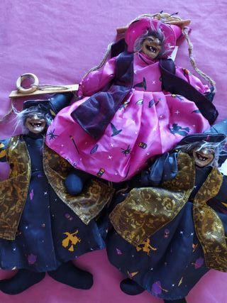 Brujas decoracion