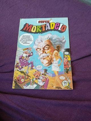 cómic super Mortadelo