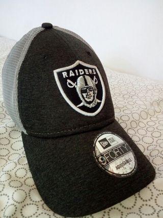 Gorra Raiders NewEra NFL