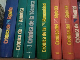 Coleccionables Cronicas