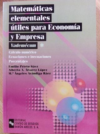 Libro 1°A.D.E. UNED precio unitario