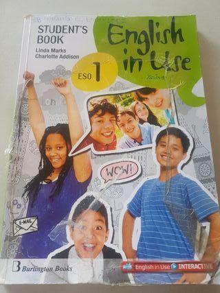 Libro inglés 1 ESO