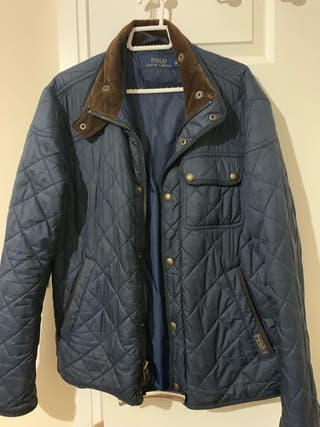 Blue Ralph Lauren jacket