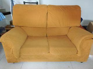 sofa 2 plazas perfecto estado