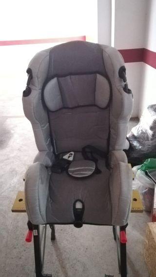 silla de coche grupo 2 y 3