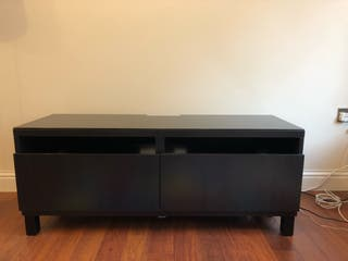 Tv bench with drawers 120x40x48