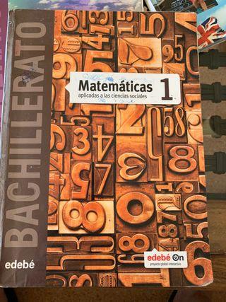 Matemáticas edebe