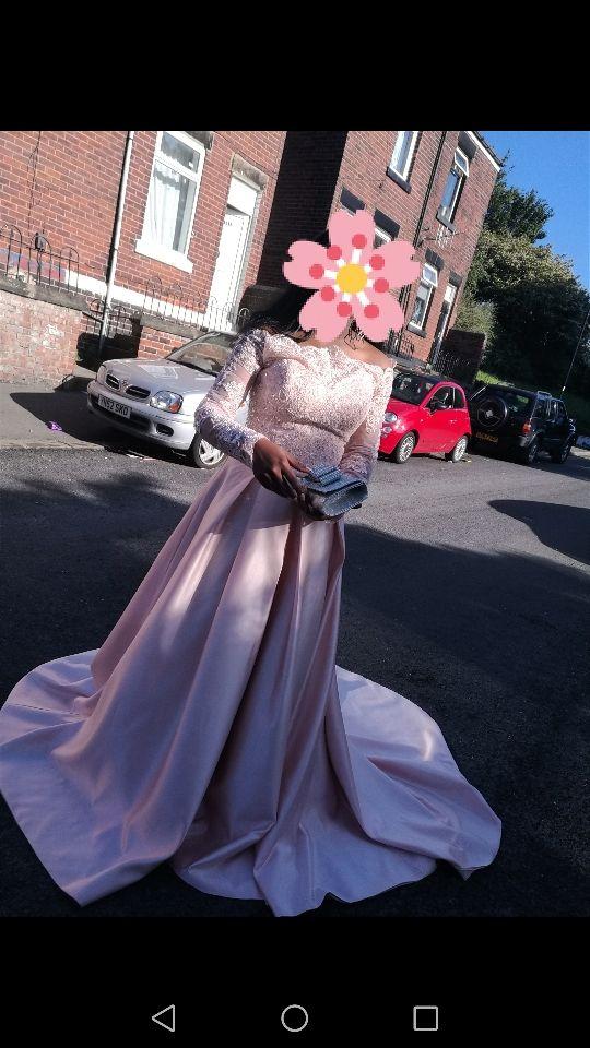 Prom dress/bridesmaid dress