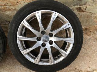 Llantas originales Audi 17 pulgadas