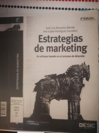 libro estrategias de marketing