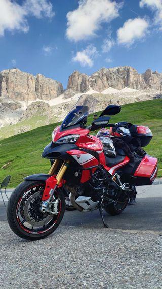 Ducati Multistrada 1200S Touring