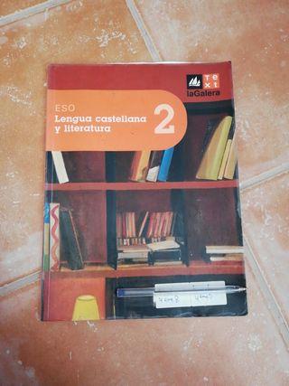 Libro de Lengua Castellana y literatura 2 eso