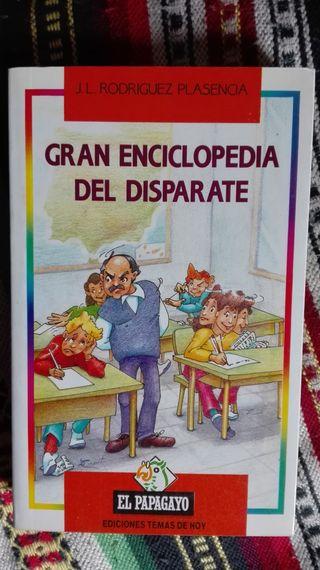 GRAN ENCICLOPEDIA DEL DISPARATE - JOSE LUIS RODRI