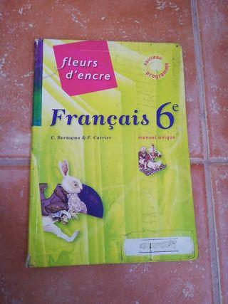 Libro Francés 6 ème Hachette