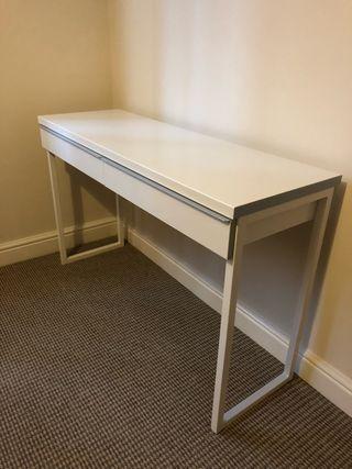 Desk 120x40 cm