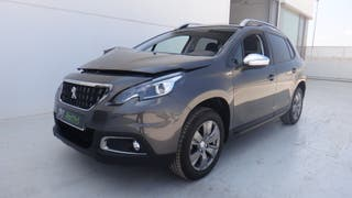 Peugeot 2008 2019 - Accidentado - 9.600 €