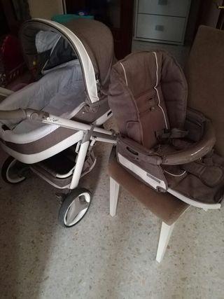 Carro de Bebé, Bebecar ip-op evolution.