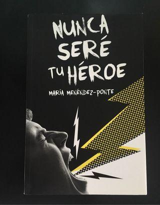 Nunca seré tu héroe, 1ºESO libro de lectura