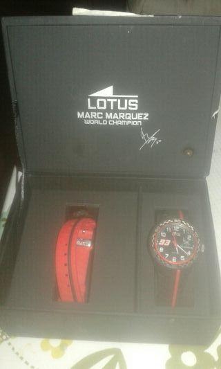 Reloj lotus marc marquez niño con 2 correas