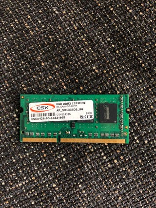Ram So-Dimm 8Gb