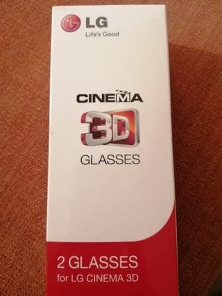 gafas 3D para LG