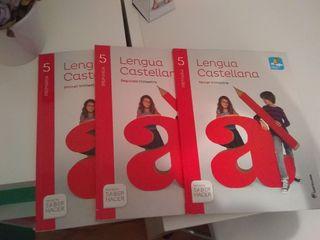 libros lengua castellana