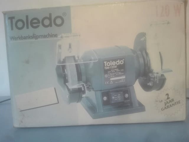 vendo afilador marca Toledo