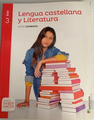 Pack de 5 libros tercero de ESO
