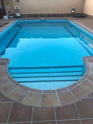 Manta de calor para piscina de burbujas