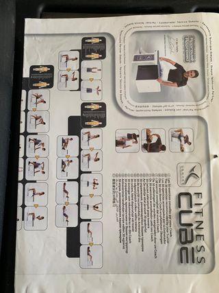 Fitness cube decathlon