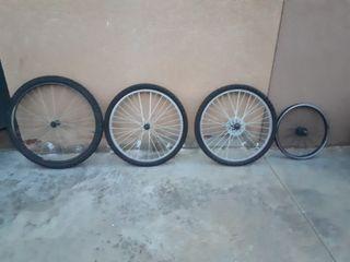 ruedas de bicis