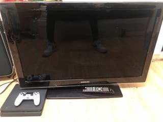 Tv Samsung 40 inch and ps4 slim