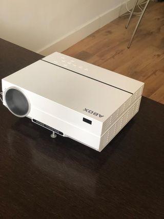 proyector aboxtek nuevo