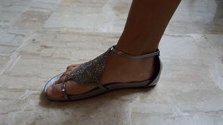 """sandalias """"Alma en pena"""""""