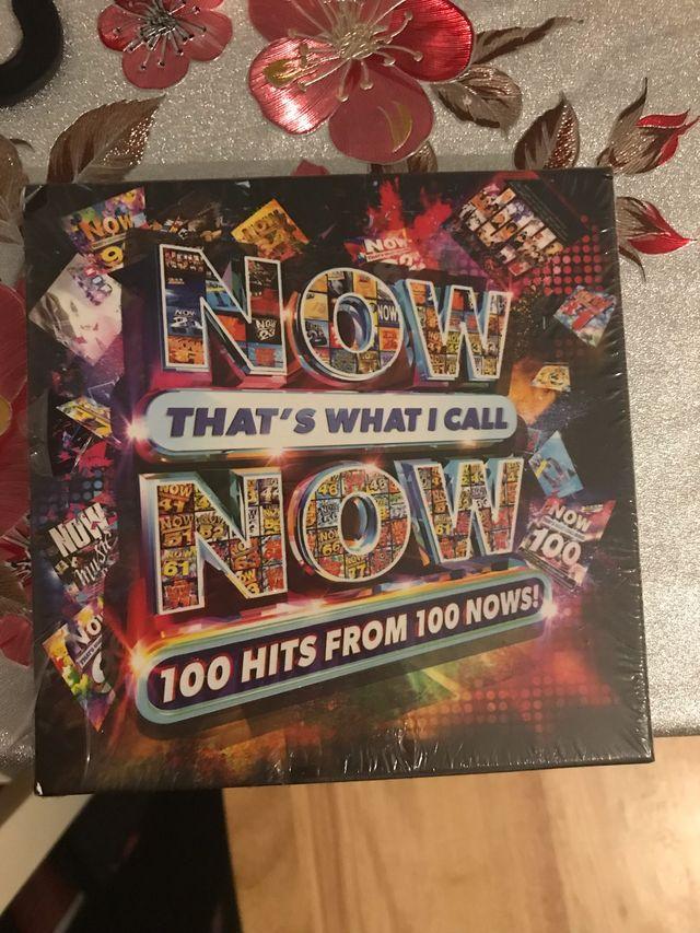 New music cd