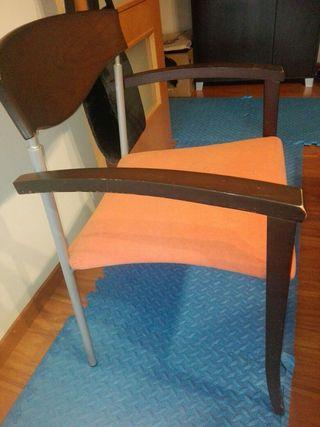 Conjunto sillas comedor