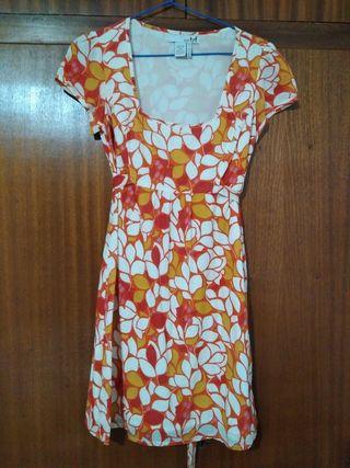 vestido verano Zara