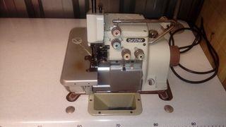 Máquina coser overlock industrial 5 hilos