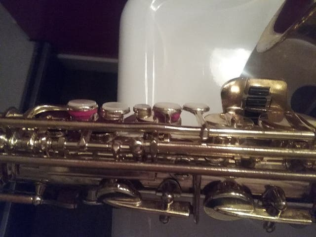 Vendo saxo saxofón alto Conn de 1970