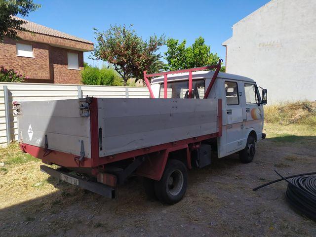 Camión basculante de 3500kg