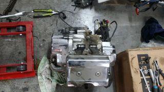 despiece motor leonart 125