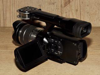 Cámara de vídeo Sony NEX VG 20