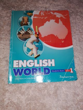 Libro de texto Ingles 1 ESO