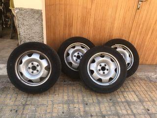 """Llantas Volkswagen 17"""""""
