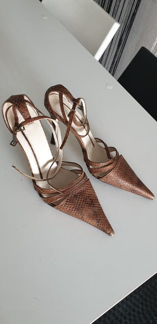 zapatos tacon num 39 ZARA