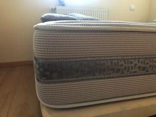 Vendo colchón + base 150x190