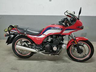 Kawasaki Gpz 400 F2