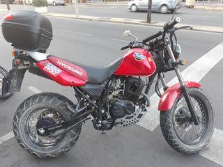 Hyosung Karion 125cc